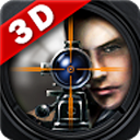 Sniper & Killer 3D mobile app icon