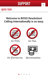 BOSS Revolution US - screenshot thumbnail