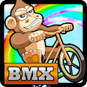 BMX Crazy Bike logo