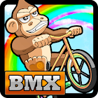 BMX Crazy Bike icon