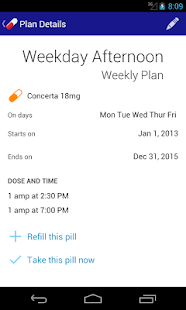 Pills on the Go - Free - screenshot thumbnail