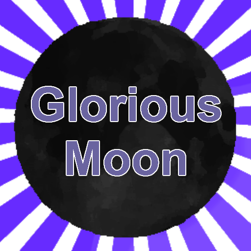 Glorious Moon LOGO-APP點子