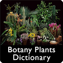 Botany Plants Dictionary icon