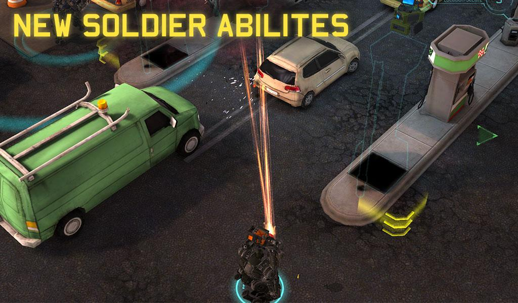 XCOM®: Enemy Within screenshot #2