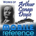 Works of Arthur Conan Doyle logo
