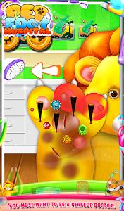 Pet Foot Hospital - Kids Game v2.1