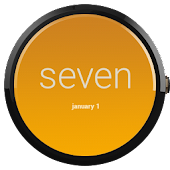 Textual Watch Face Lite
