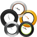 Sense Analog Clocks (UCCW) icon
