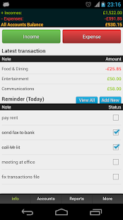 MoneyPro - Expense Manager- screenshot thumbnail