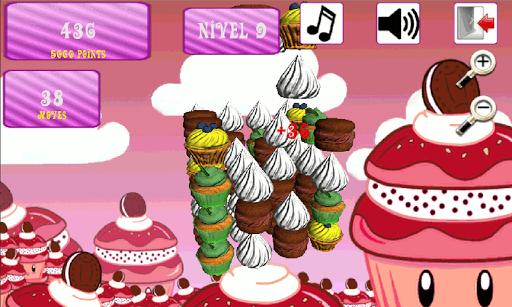 Cake Crush 3D