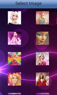 Barbie Puzzle - screenshot thumbnail