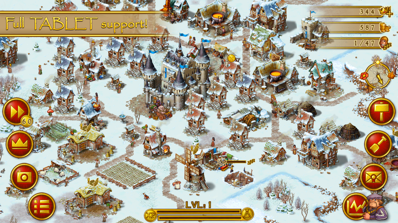 Townsmen - Android Apps on Google Play