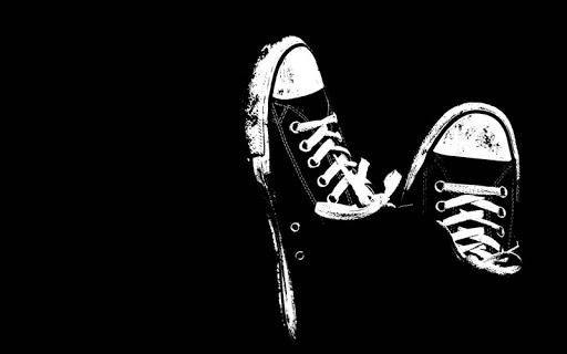 酷黑非主流背景-PRO