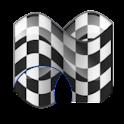 NASCAR Widget Countdown 2013 logo