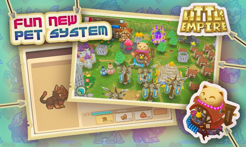 android Little Empire Screenshot 19