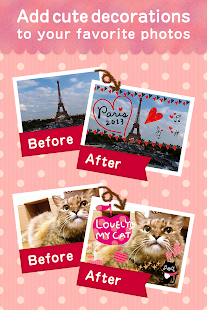 KawaiiPhoto ~Cute camera app~- screenshot thumbnail