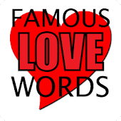 Famous Love Words