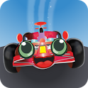 Formula Car Game for Android icon