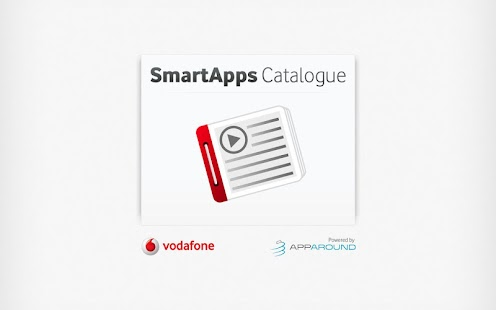 Vodafone Catalogue - screenshot thumbnail