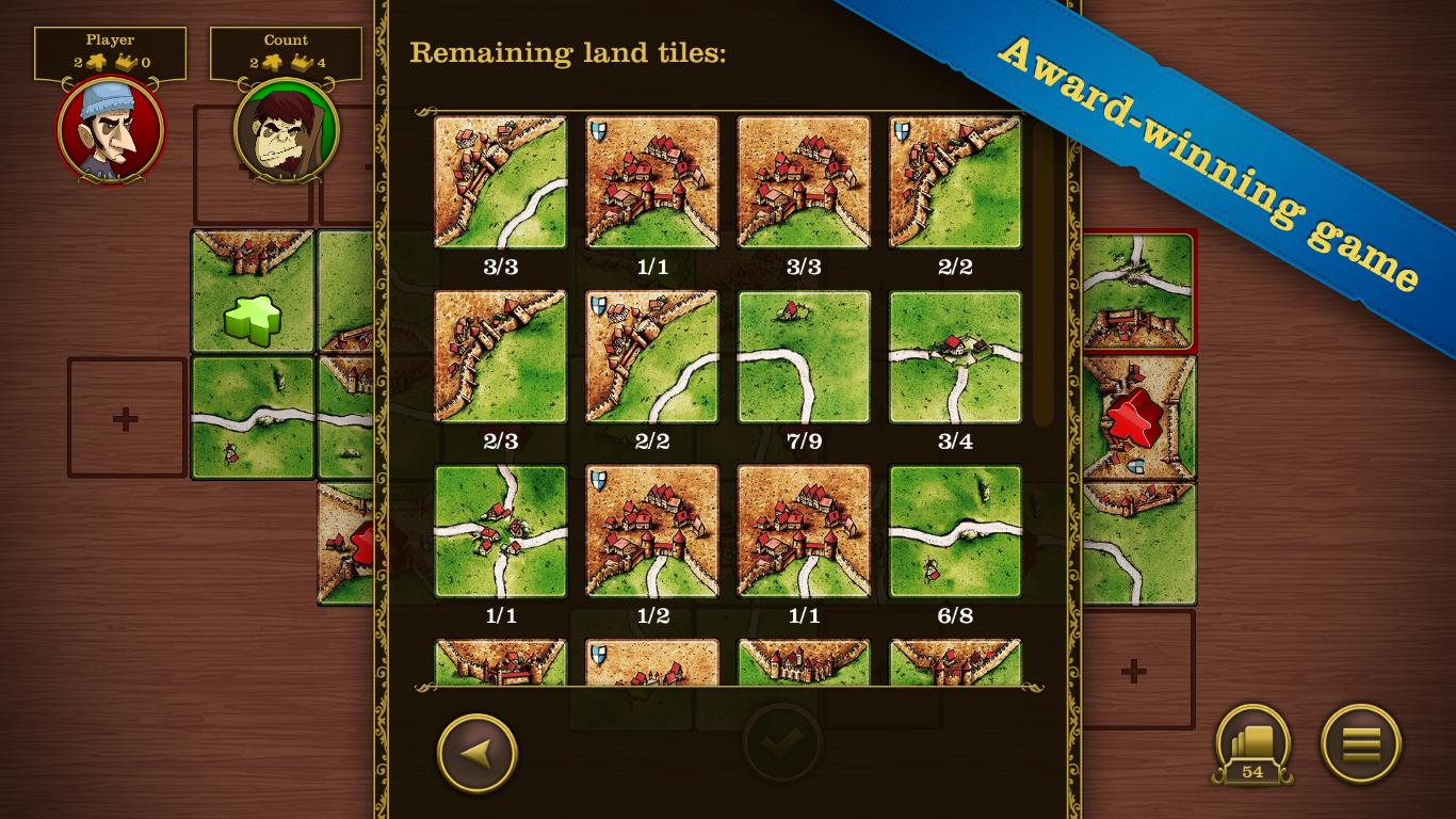 Carcassonne screenshot #18