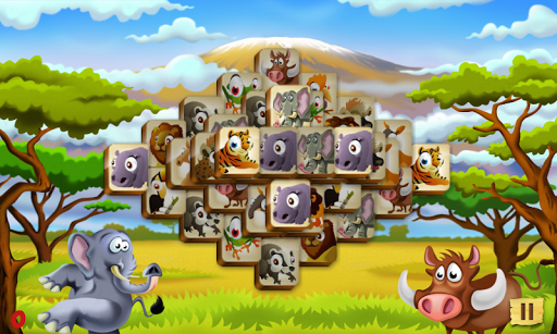 Mahjong Worlds: Animal Kingdom