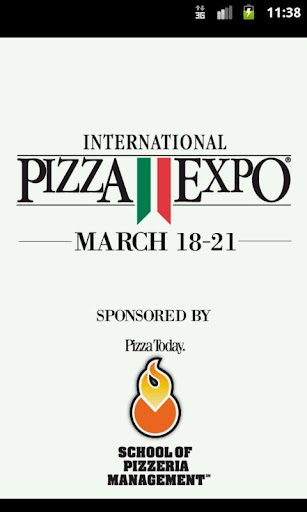 Pizza Expo 2013