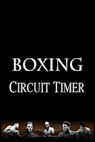 Screenshot of Boxing Circuit Timer