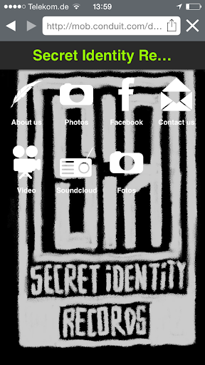 Secret Identity Records