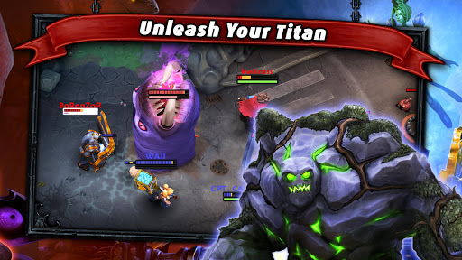 Heroes of SoulCraft - MOBA  screenshots 4