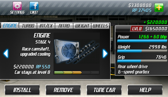 Drag Racing Classic Screenshot 12