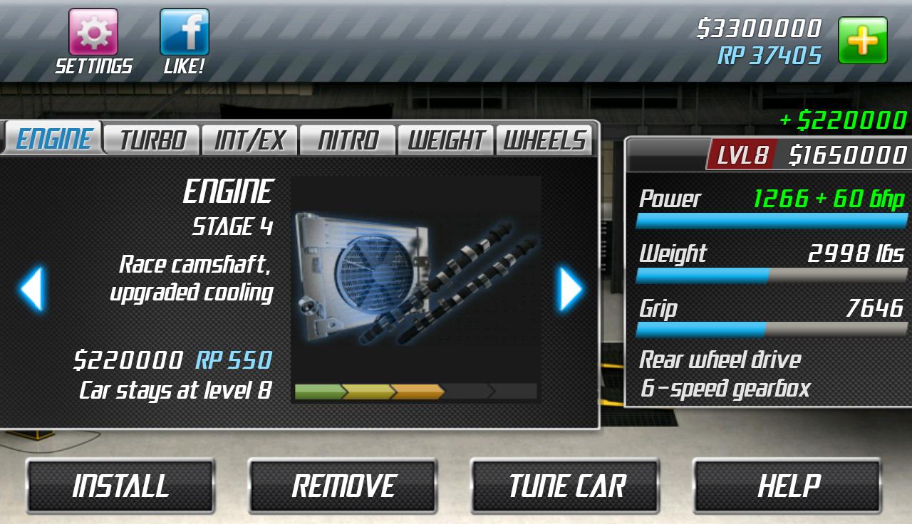 Drag Racing screenshot #12