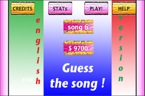 Guess the song International