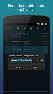Hi-Q MP3 Voice Recorder (Pro) v1.21.1