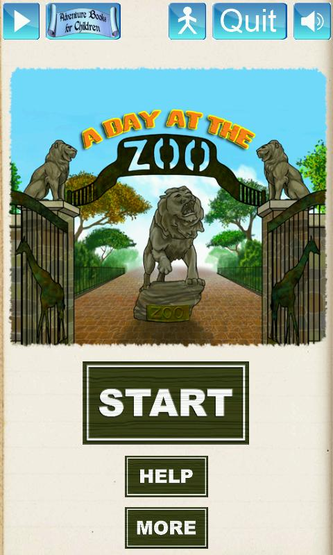 A Day at the Zoo - screenshot