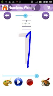 玩教育App|Alphabets & Numbers Tracing免費|APP試玩