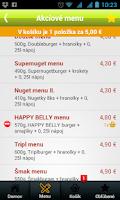 Screenshot of Happy Belly
