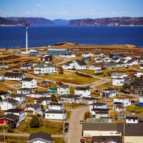 Ramea, Newfoundland by Eugene Ball - City,  Street & Park  Street Scenes ( scenix, newfoundland, ocean, ramea, seascape, landscape, atlantic )