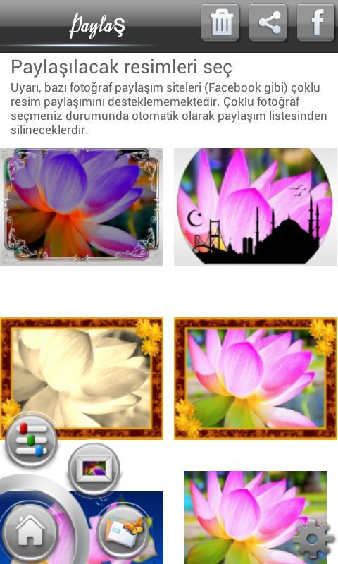 Çerçeve Sanatı+Instagram - screenshot