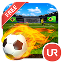 UR 3D Football Cup Live Theme icon