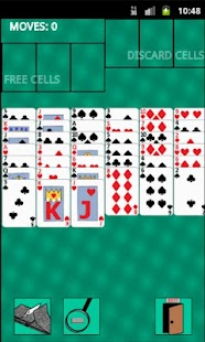 Free Cell Solitaire - screenshot thumbnail