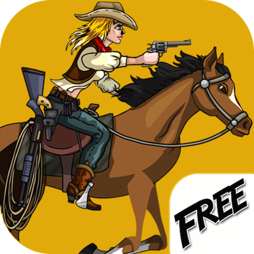 動作App|Clash of Wild West Outlaw Run LOGO-3C達人阿輝的APP