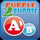 Burbujas para decidir icon