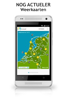 Weerplaza buienalarm en radar - screenshot thumbnail