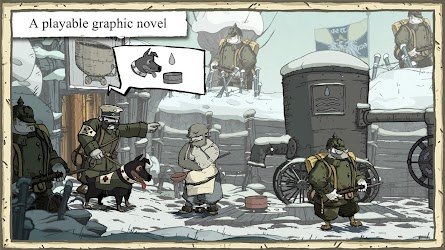 Valiant Hearts: The Great War 1.0.4 APK 2