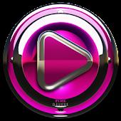 Poweramp skin Pink Deluxe
