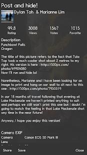 com 500px - screenshot thumbnail
