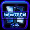 Next Launcher 3D Theme NewTech icon