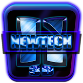 Next Launcher 3D Theme NewTech