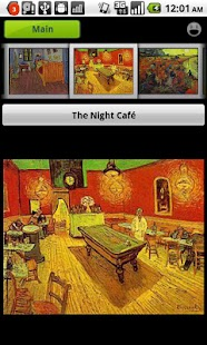Gogh Gallery & Puzzle- screenshot thumbnail