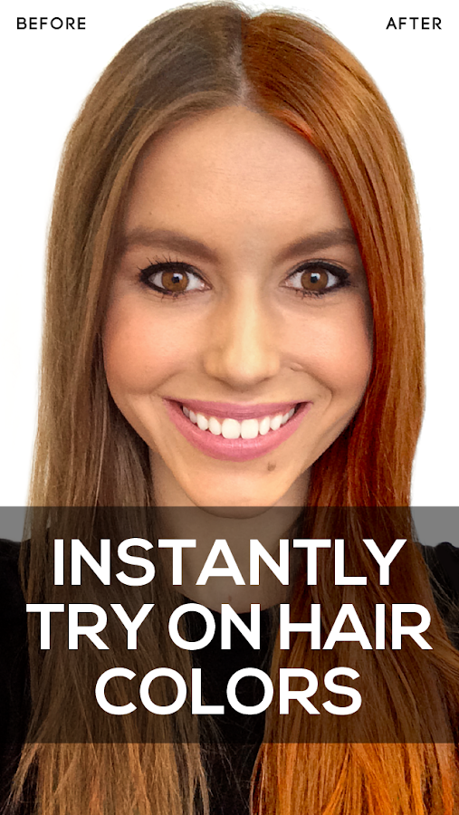 Surprising Hair Color Studio Android Apps On Google Play Short Hairstyles Gunalazisus